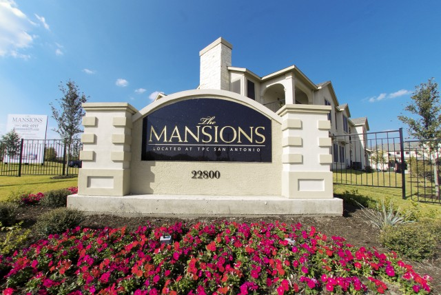 The Mansions Located at TPC San Antonio - Luxury Apartment Homes in ...